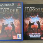 JEU PLAYSTATION 2 PS2 STAR WARS EPISODE III - Bonne affaire StarWars