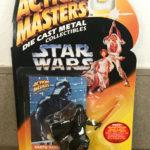 Figurine StarWars : Star Wars Action Masters DARTH VADER Diecast Figure Mint on Card KENNER 1994