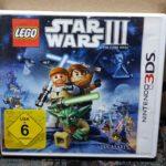 Nintendo 3DS NDS Lite Spiel Star Wars 3 Clone - jeu StarWars