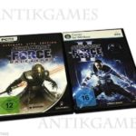 Star Wars The Force Unleashed Sith Edition 1  - Occasion StarWars