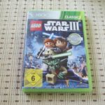 Lego Star Wars III The Clone Wars für XBOX - Occasion StarWars