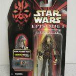 StarWars figurine : Kenner Star Wars Figurine Épisode 1- Collection 3- Capitaine Tarpals- Neuf- L225