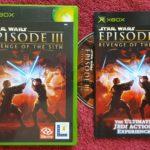 STAR WARS EPISODE III REVENGE OF SITH - jeu StarWars