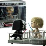 StarWars collection : Star Wars - Darth Vader and Luke Skywalker Cloud City Duel Movie Moments Pop Vin