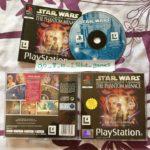 Star Wars: The Phantom Menace (COMPLETE) Sony - Bonne affaire StarWars