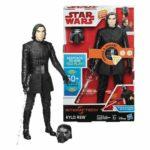 Figurine StarWars : Neuf Star Wars Kylo Ren Interactech Parlant Figurine 60 + Sons & Phrases