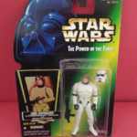 StarWars figurine : STAR WARS LUKE STORMTROOPER - POWER OF THE FORCE - ANNEE 1996 - REF 3862