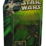 StarWars figurine : Star Wars Episode II Attaque des Clones Sneak Preview Figurine Jango Fett