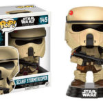 StarWars collection : Star Wars Rogue One Scarif Stormtrooper POP Star Wars #145 Vinyl Figure FUNKO