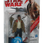 StarWars figurine : Star Wars le Dernier Jedi Finn (Résistance de Combat) Force Lien Action Figurine