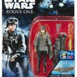 StarWars collection : Star Wars Coquin un Sergent Jyn Erso Figurine Articulée