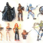 StarWars figurine : CHOOSE: 1999-2010 Star Wars PVC Figurines * Disney/Lucasfilm * Combine Shipping!