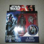 StarWars collection : Disney Star Wars Figurine Articulée Force Awakens Élite Tie Fighter Pilote