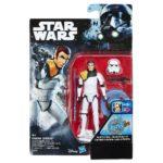 StarWars figurine : Star Wars Rogue One Figurine de Base Keo Jarrus Hasbro B7278 Jeu à partir 4 Ans