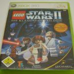 !!! XBOX 360 SPIEL Lego Star Wars II Trilogie - Avis StarWars