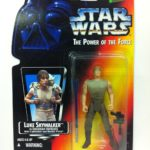 StarWars figurine : Star Wars Potf Skywalker Luke en Dagobah Fatigues Figurine Kenner 1995