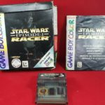Star Wars Episode I: Racer (Nintendo Game Boy - pas cher StarWars