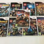 X9 Nintendo Wii - LEGO Game Bundle - Harry - Bonne affaire StarWars