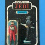 StarWars collection : Star Wars 1983 B-Wing Pilote 77-BACK