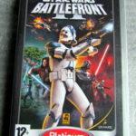SONY PSP : STAR WARS BATTLEFRONT 2  - - Occasion StarWars