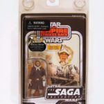 StarWars collection : Hasbro Star Wars Vintage Saga Séries ESB Han Solo Hoth Costume Figurine