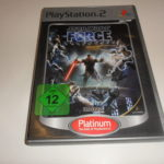 PlayStation 2  PS 2  Star Wars - The Force - pas cher StarWars