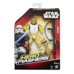 StarWars figurine : Star Wars Hero Mashers Figurine de Jeu Bossk Hasbro B3656 Starwars Épisode V
