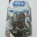StarWars collection : STAR WARS FIGURINE DESTROYER DROID SÉRIE THE CLONE WARS N°17 SOUS BLISTER NEUF