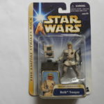"StarWars figurine : STAR WARS HASBRO FIGURINE "" HOTH TROOPER "" THE EMPIRE STRIKES BACK   MIB"