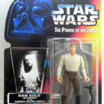Figurine StarWars : Star Wars The Power Of The Force Han Solo Kenner 96133