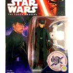 StarWars figurine : Star Wars le Réveil de la Force Basique Figurine Général Hux Takara Tomy Japon