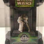 StarWars collection : Star Wars-Luke Skywalker & Princess Leia Organa Figurines