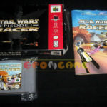 STAR WARS EPISODE I RACER 1 Nintendo 64 N64 - Bonne affaire StarWars