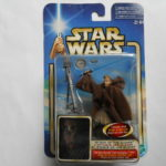"Figurine StarWars : STAR WARS HASBRO FIGURINE "" OBI-WAN KENOBI  "" ATTACK OF THE CLONES   MIB"