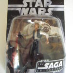 StarWars figurine : STAR WARS FIGURINE HAN SOLO N°035 SERIE THE SAGA COLLECTION SOUS BLISTER NEUF