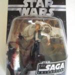 StarWars figurine : STAR WARS FIGURINE HAN SOLO N°035 SERIE THE SAGA COLLECTION SOUS BLISTER NEUF
