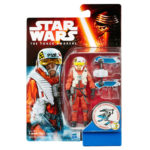 StarWars figurine : Star Wars le Réveil de la Force Neige Mission 9.5cm Figurine - X-Wing Pilote