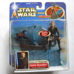 "StarWars figurine : STAR WARS HASBRO FIGURINE   "" ANAKIN SKYWALKER  ""  ATTACK OF THE CLONES MIB"