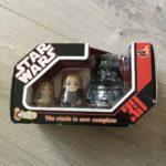 StarWars collection : Hot Toys Star Wars Darth Vader Chubby Anakin Skywalker Nesting Dolls Figurines