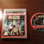 PlayStation 3 ps3 lego star wars the complete - jeu StarWars