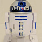 Figurine StarWars : 2015 Hasbro Star Wars the Force Awakens Micro Machines R2-D2 NO FIGURINES