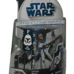 Figurine StarWars : Star Wars Clone Wars Animé Captain Rex First Day Of Issue Figurine No. 4