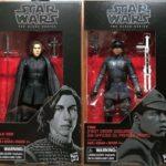 "StarWars collection : Hasbro Star Wars The Black Series 6"" inch #45+#51 Kylo Ren + Finn"