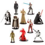 StarWars figurine :  Star Wars The Last Jedi Deluxe Figurine Action Figurines Set of 10 ~ New
