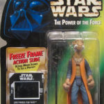StarWars collection : Star Wars: puissance de Force Freeze Cadre Saelt Marae Yak Face Action Figurine