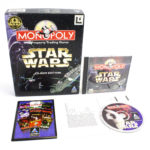 Star Wars Monopoly for PC CD-ROM in Big Box - Occasion StarWars