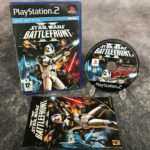 Star Wars Battlefront II PS2 PlayStation 2 - jeu StarWars