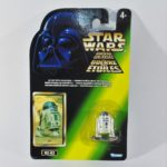 StarWars collection : Star Wars - R2D2.   Die Cast Figure Kenner Sealed Carded Guerra Galaxias