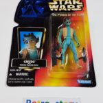 StarWars collection : Star Wars Figurine Greedo KENNER POTF 1995