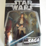 StarWars figurine : STAR WARS FIGURINE OBI-WAN KENOBI N° 047 SERIE THE SAGA COLLECTION SOUS BLISTER